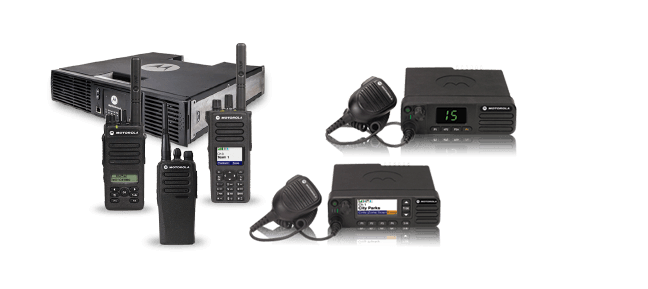 MOTOTRBO Radios for Healthcare