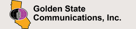Golden State Communications logo